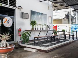Zzhouse, hotel in Chiang Mai
