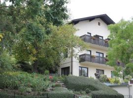 Aurelius Pension, Hotel am Strand in Baden