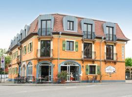 Hotel Casa Rustica - Eintrittskarten für den Europapark erhalten Sie garantiert über uns!، فندق في روست