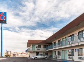 Motel 6-Green River, UT, hotel v destinaci Green River