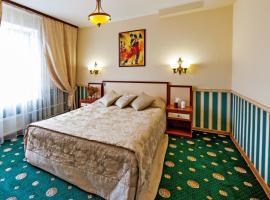 Гостиница Электрон, отель в Москве, рядом находится Музей-заповедник «Коломенское»
