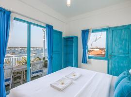 Paras Paros Marina Lodge