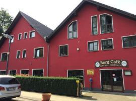 Bergcafè - Hotel Kammann, hotel near St.-Lucius Church, Essen