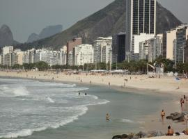 Real Residence Apart-hotel Copacabana