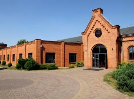 Hotel Nest, family hotel in Gniezno