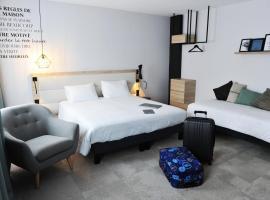 Urban Style Hotel de France, hotel in Vannes