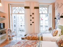 Charming Studio w/ Balcony next to Aliados Square