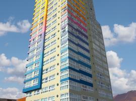 Gran Cavancha Hotel & Apartment, hotel en Iquique