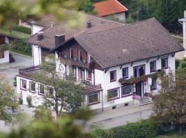 加爾尼施羅斯布里克酒店