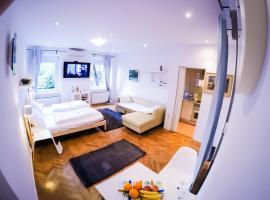 Apartment Katja Zagreb