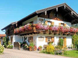 Ferienwohnungen mit Bergblick