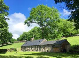 Glanrhyd cottage