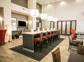 Hampton Inn & Suites Tempe/Phoenix Airport, Az, hotel in Tempe