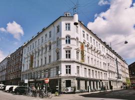 Urban House Copenhagen by MEININGER