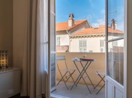 Apartment Palais Hoche