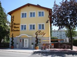 City Hotel Neunkirchen, hotel in Neunkirchen