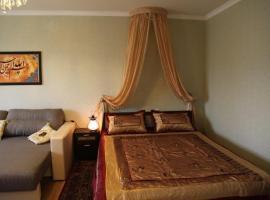 """Артюшкова 3 в ЖК """"Московский"""", accessible hotel in Krasnodar"""