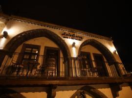 Hotel Lalesaray, מלון באוצ'יסר