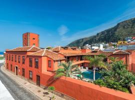 Hotel San Roque, viešbutis mieste Garachico