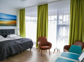 Iceland Comfort Apartments, vacation rental in Reykjavík