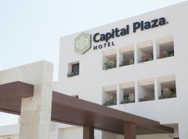 Capital Plaza Hotel, hotel en Chetumal