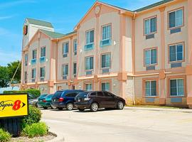 Super 8 by Wyndham Irving/DFW Apt/North, hotel near Dallas-Fort Worth International Airport - DFW, Irving