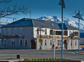 The Salisbury Hotel, hotel in Christchurch