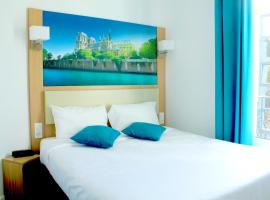 Hotel De Paris, hotel in Boulogne-Billancourt