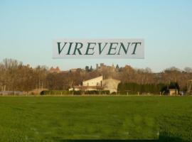 Virevent, hotel with jacuzzis in Carcassonne