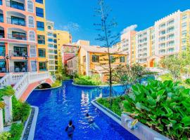 Venetian Resort Pattaya, апартаменты/квартира в городе Джомтьен-Бич