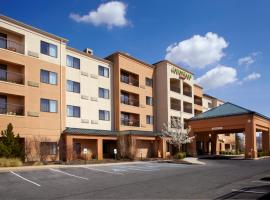 Courtyard Altoona, hotel with pools in Altoona