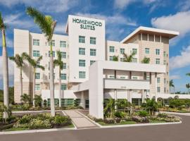 Homewood Suites by Hilton Sarasota-Lakewood Ranch, hotel in Sarasota