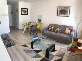Alyon, apartment in Nice