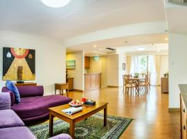 Bangkok ShortStay, 2-3BR SUKHUMVIT, apartment in Bangkok