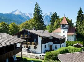 Hyperion Hotel Garmisch – Partenkirchen, hotel near Burgruine Werdenfels, Garmisch-Partenkirchen
