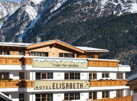 Pension Sportalm, Hotel in Sölden