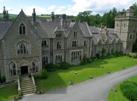Mellington Hall Country House Hotel, hotel in Church Stoke