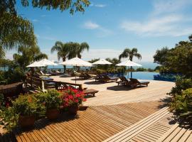 Resort Refúgio do Estaleiro, hotel near Galheta Beach, Porto Belo