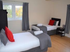 Kelpies Serviced Apartments - Callum