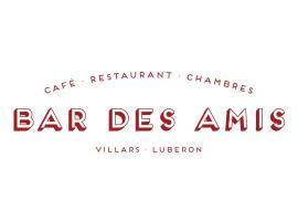 Bar des Amis, hôtel à Villars