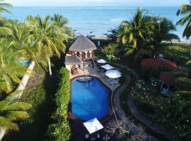 Pousada Riacho dos Milagres, beach hotel in São Miguel dos Milagres
