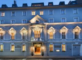 Los 10 mejores hoteles cerca de: Castillo de Bratislava ...