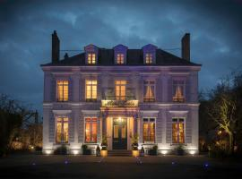 Hôtel L'Ecrin, hotel in Honfleur
