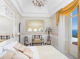 Luxury Villa Excelsior Parco, hôtel à Capri