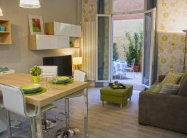 Borgonuovo Apartments, hotel in zona Quadrilatero Bologna, Bologna