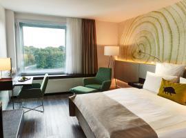 Steigenberger Airport Hotel Frankfurt, boutique hotel in Frankfurt