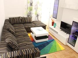 Modern city center apartment