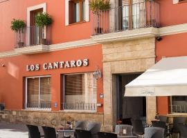 Los Cantaros, hotel in El Puerto de Santa María