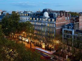 The Rembrandt, hotel in Kensington, London