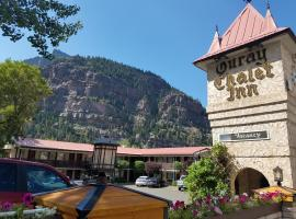 Ouray Chalet Inn, motel in Ouray